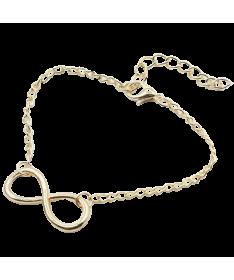 Bracelet Infini Retro