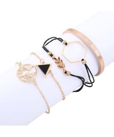 Bracelet Chaine Iva Ensemble ( pièces