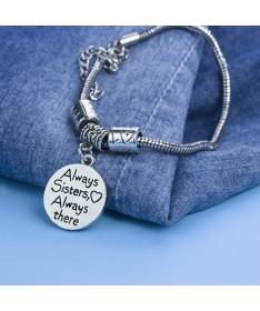 Bracelet Always Sisters
