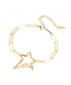 Bracelet Chaine Eclair
