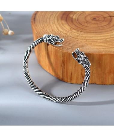 Bracelet Viking Dragon Thor