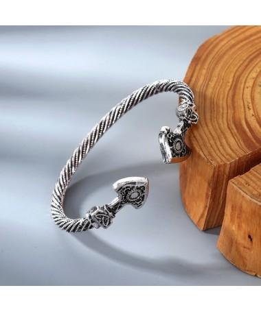 Bracelet Viking Fleche Odin