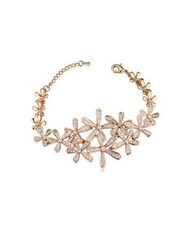 Bracelet Cristal Gisèle