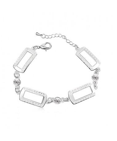 Bracelet Cristal Scarlet