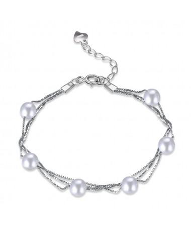 Bracelet Perles Natalya