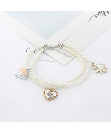 Bracelet Perles Karolyn