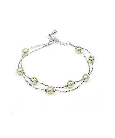 Bracelet Perles Christine