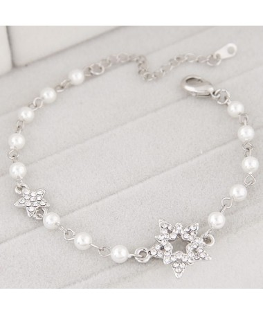 Bracelet Perles Fidélia