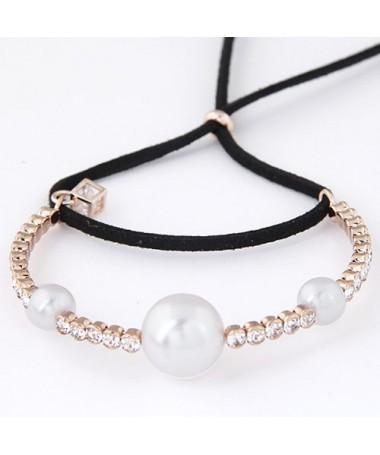 Bracelet Perles Francine