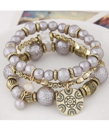 Bracelet Perles Salena