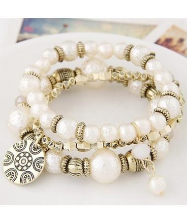 Bracelet Perles Rochelle