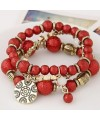 Bracelet Perles Rhéa