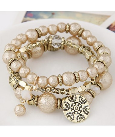 Bracelet Perles Pearlie