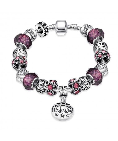 Bracelet Charm's Murano Angelina