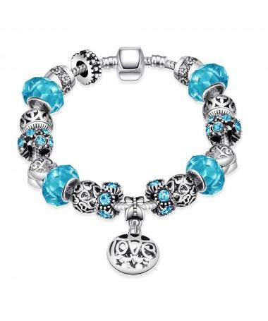 Bracelet Charm's Murano Anya