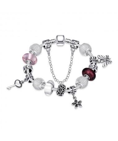 Bracelet Charm's Murano Audrea