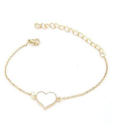 Bracelet Coeur Susy