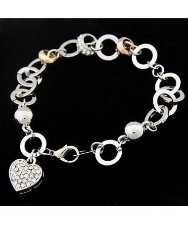 Bracelet Coeur Sheryll