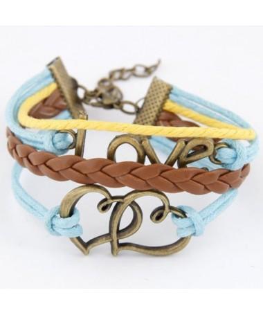 Bracelet Coeur Sanora
