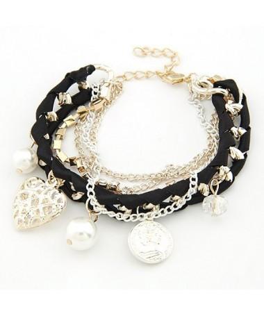Bracelet Coeur Rosalie
