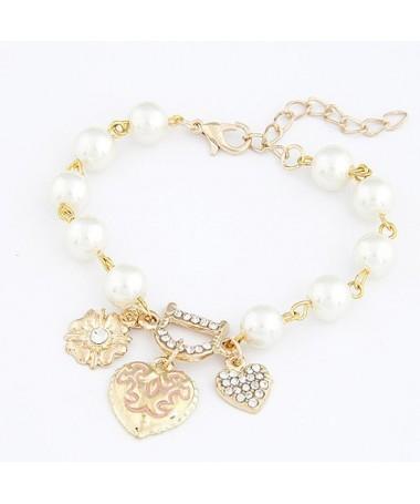 Bracelet Coeur Paula