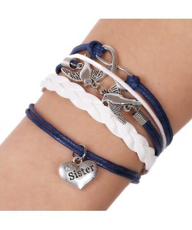 Bracelet Coeur Olga