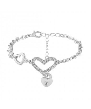 Bracelet Coeur Nickita