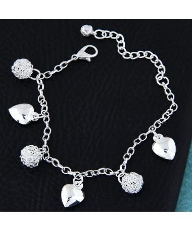 Bracelet Coeur Robyn