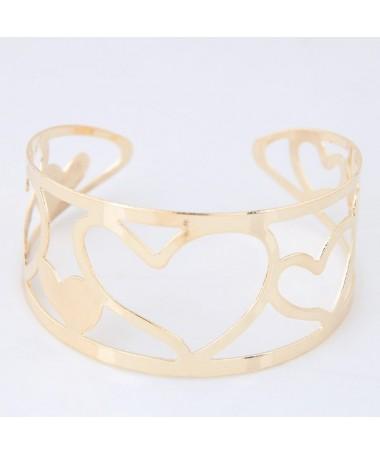 Bracelet Coeur Rubie