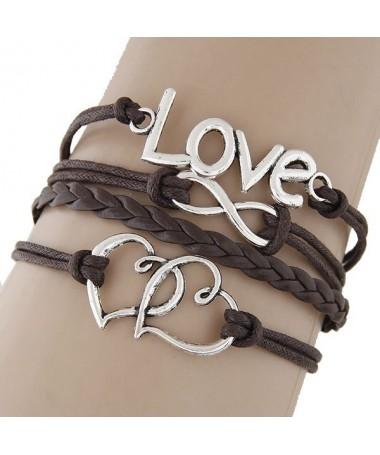 Bracelet Coeur Shantay