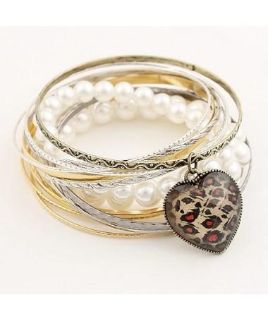 Bracelet Coeur Willow