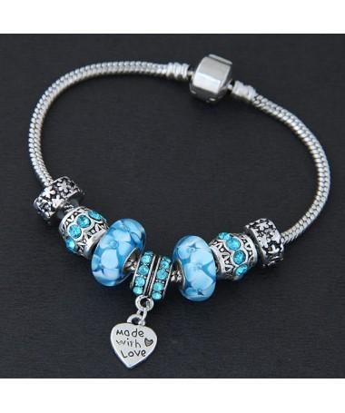 Bracelet Charm's Evita