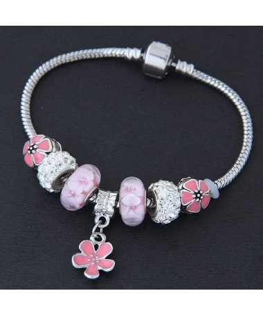 Bracelet Charm's Eufemia