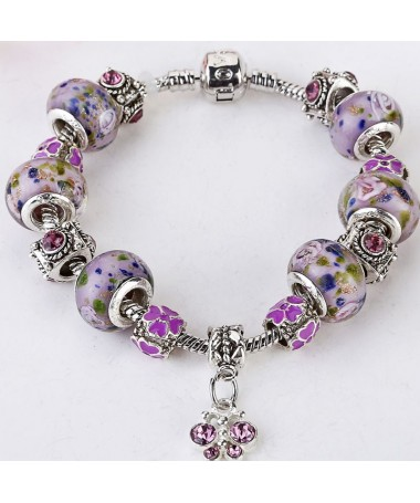 Bracelet Charm's Rosina