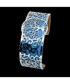Bracelet Manchette Arbre