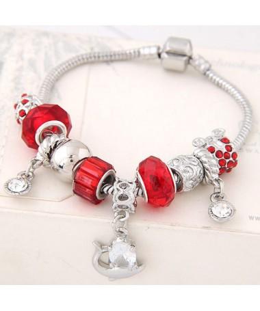 Bracelet Charm's Ophelia