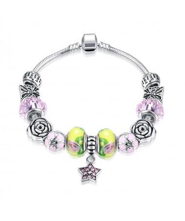 Bracelet Charm's Flora