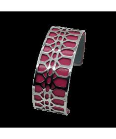Bracelet Manchette Pensée