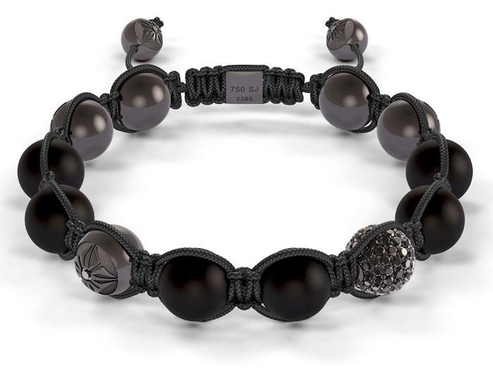 bijou shamballa bracelet